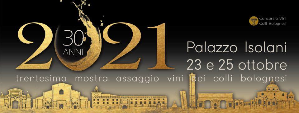 Trentesima Mostra Assaggio dei vini dei Colli Bolognesi